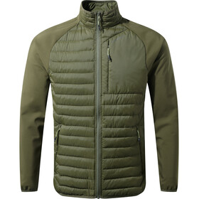 Craghoppers Voyager Hybrid Jacket Men dark moss